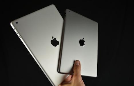 iPad 5 in Spacegrau und Silber auf detaillierten Fotos aufgetaucht