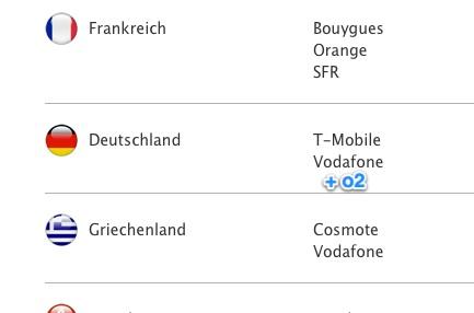 iPad Air: LTE-Netze von Telekom, Vodafone & O2 unterstützt
