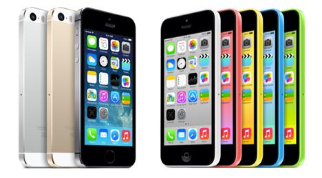 iPhone 5S & iPhone 5C: Release in Österreich, der Schweiz und weiteren Ländern