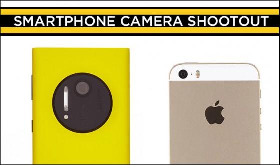 iPhone 5S vs. Lumia 1020: Apple-Kamera gewinnt den Vergleich