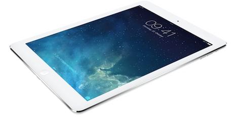 iPad Air: Lieferzeit bei 5 bis 10 Werktagen