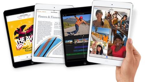 iPad mini Retina: Sharp mit Problemen bei LCD-Display-Herstellung