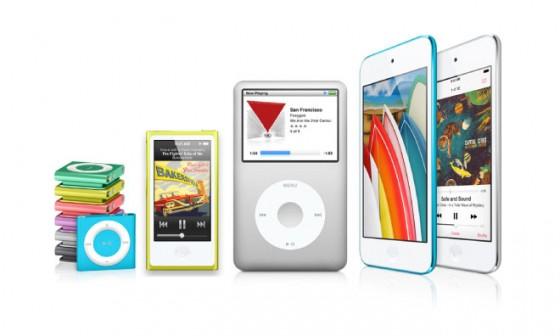 iPod weiterhin bestverkaufter Media-Player
