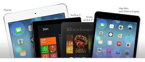 """iPad & Co.: Das """"hassen"""" Nutzer an ihren Tablet-PCs"""