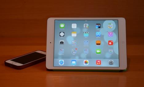"""iPad mini Retina: Versandzeit nun bei """"1 bis 3 Geschäftstage"""""""