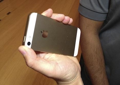 iPhone 5S: Nachfrage weiterhin stabil steigend