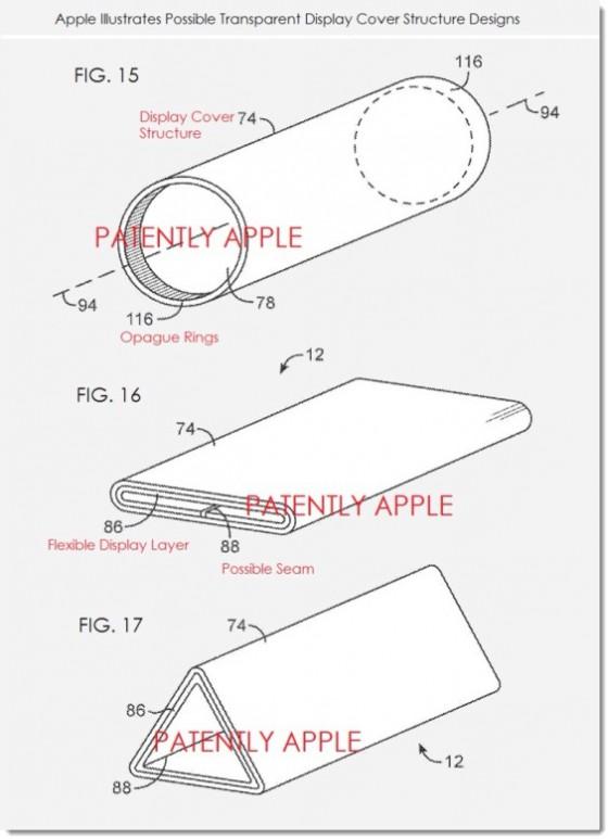 iPhone 6: Patent zur gebogenen Herstellung von Saphirglas gesichert