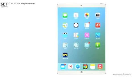 iPad Pro Konzept: 4K-Display, Touch ID und mehr