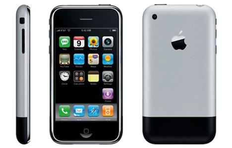 Heute vor 7 Jahren wurde das erste iPhone vorgestellt