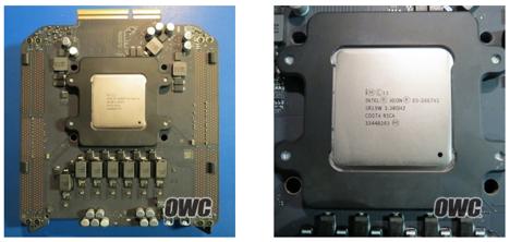 Mac Pro: CPU lässt sich nachweislich upgraden