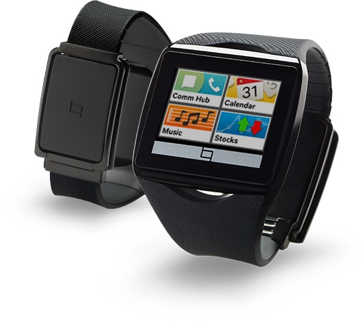 Qualcomms hauseigene Smartwatch Toq