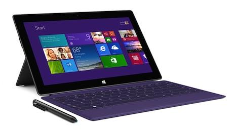 Microsoft Surface 2: CPU-Update nach zwei Monaten