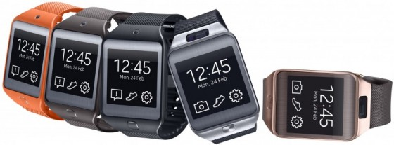 Samsung Galaxy Gear 2