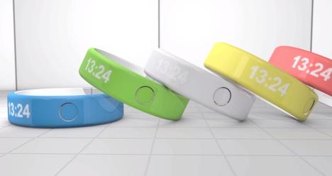 iWatch Konzept mit Touch ID, Sensoren und mehr