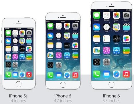 iPhone 6 soll mir rahmenlosem Design erscheinen