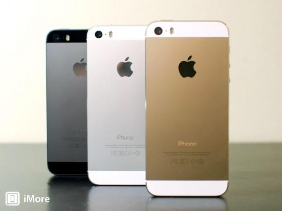 iPhone 5S in China: Verkaufszahlen steigern Marktanteile