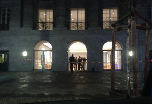 Apple Store Berlin: Überfall scheint aufgeklärt zu sein
