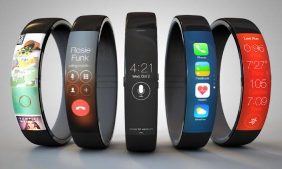 iWatch: Schrittzähler-Technologie in neuem Patent