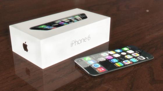 iPhone 6 Konzept: 4.5 Zoll, Saphirglas, Air-Design