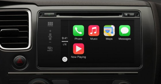 CarPlay iOS arbeitet mit BlackBerrys QNX-System
