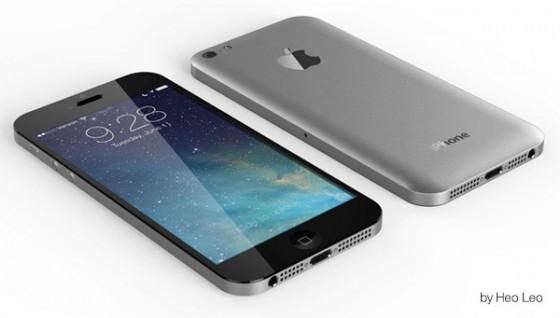 iPhone 6 Konzept (by Heo Leo)