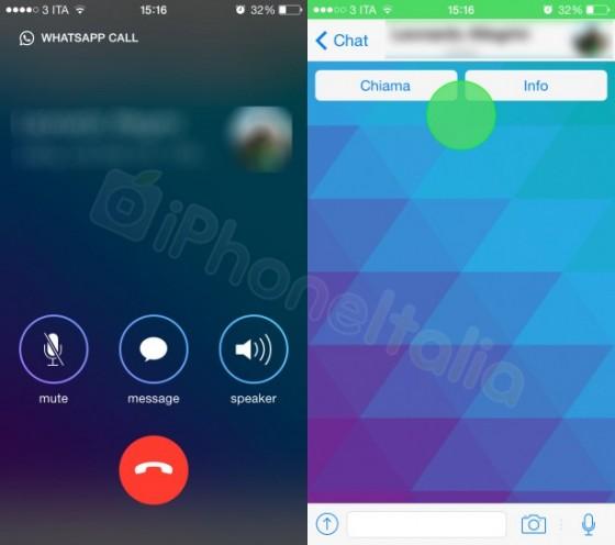 WhatsApp: VoIP-Funktion auf Screenshots aufgetaucht