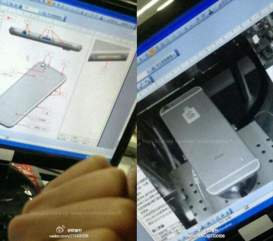 iPhone 6 aufgetaucht - soll aus Foxconn-Fabrik stammen