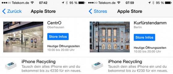 Apple Trade-in-Programm nun auch in Deutschland gestartet