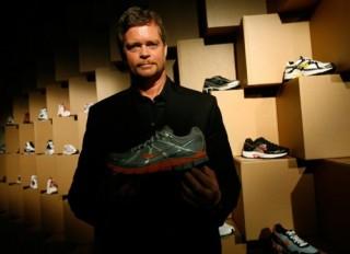 Nike CEO Mark Parker