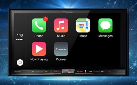 CarPlay: Pioneer rüstet alte Geräte nach