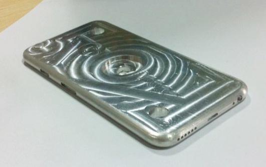 iPhone 6: Aluminium-Gussform aufgetaucht - für Zubehör-Hersteller