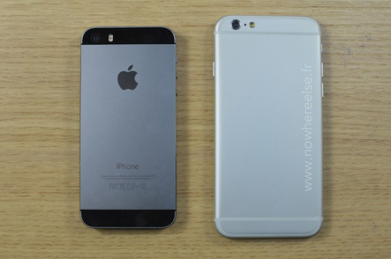 iPhone 6 vs. iPhone 5S: Fotovergleich der Flaggschiffe