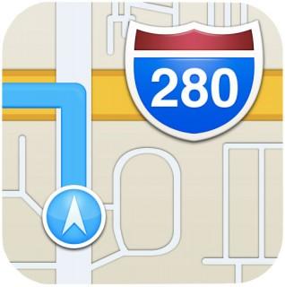 Apple Maps-icon
