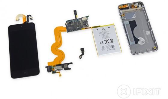iPod touch: 16-GB-Modell hat selbe Hardware wie größere Varianten