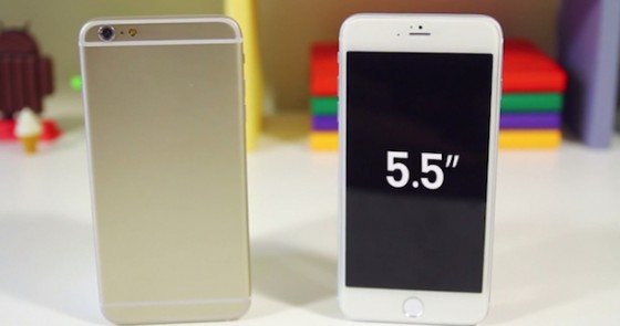 iPhone 6: 5.5 Zoll mit 128-GB-Variante