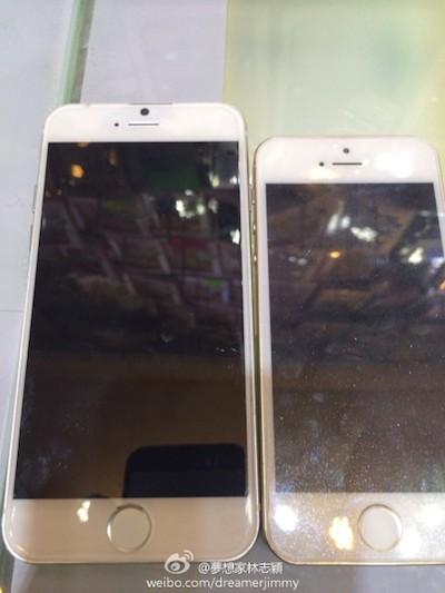 iPhone 6: Front- und Rückseite auf neuen Fotos zu sehen