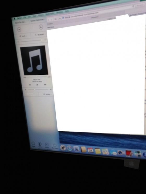 OS X 10.10: Geleakte Fotos zeigen Funktionen