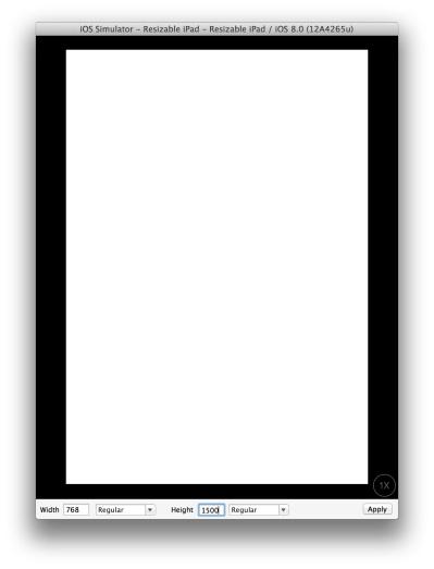 iPhone 6: Xcode 6 liefert Hinweise auf größeres Display