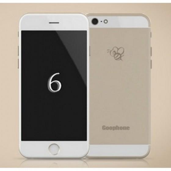 iPhone 6 Klon: GooPhone i6 endlich erschienen