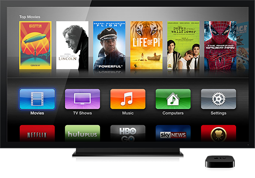 Apple TV 4: Release nicht vor 2015