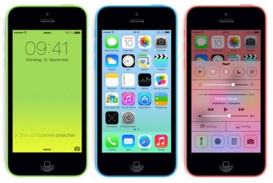 iPhone 5C verkauft sich zunehmend besser