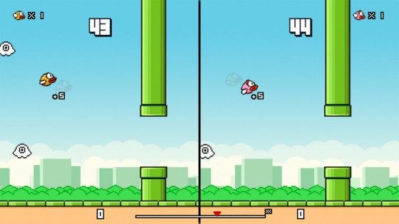 Flappy Birds Family ab sofort exklusiv im Amazon App Store!