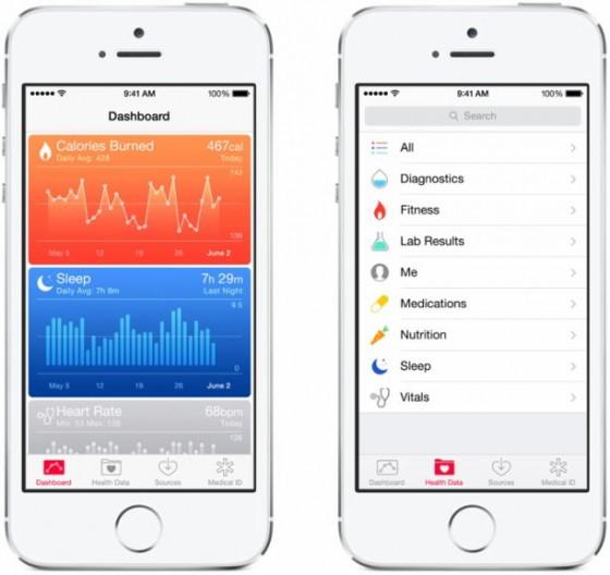 iPhone HealthKit: Apple im Gespräch mit Krankenkassen