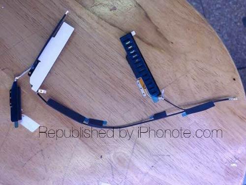 iPad Air 2 Kabel auf Foto aufgetaucht