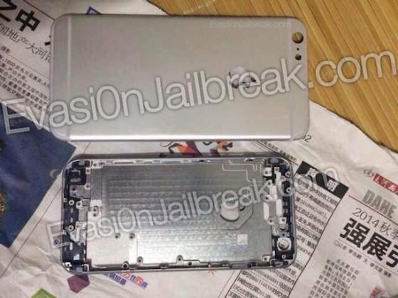 iPhone 6: Foto vergleicht 4.7 und 5.5 Zoll iPhone-Modelle
