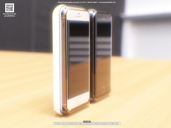 iPhone 6: Konzept zeigt Unboxing und Store-Präsentation