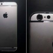 iPhone 6 in Silber auf neuen Fotos geleakt
