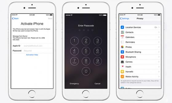"""iOS 8 Daten zu entschlüsseln ist """"unmöglich"""", sogar für Regierungen"""