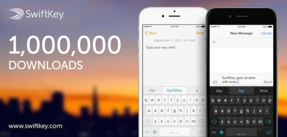 SwiftKey Apple iOS 8