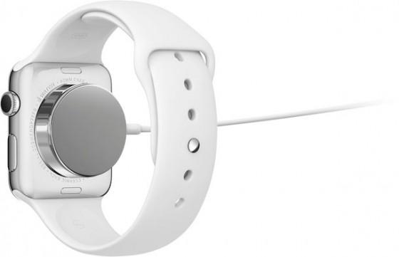 Apple Watch: Akkulaufzeit soll bei 24 Stunden liegen